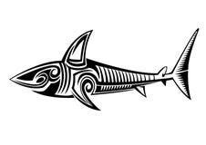 акула соплеменная Стоковые Фото