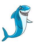 Акула шаржа Стоковая Фотография
