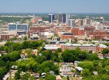 Алабама birmingham городской стоковое фото