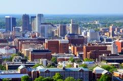 Алабама birmingham городской стоковые фото
