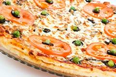 Ала Siciliana пиццы стоковые изображения rf