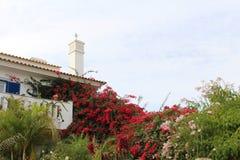 Алгарве, известная зона в Португалии Стоковая Фотография