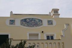 Алгарве, известная зона в Португалии Стоковые Изображения RF