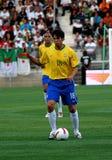 Алжир Бразилия против Стоковые Фото