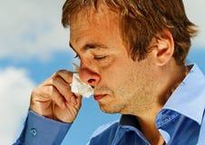 аллергия Стоковые Изображения