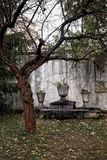 Алтар деревом Стоковая Фотография RF