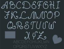 алфавит Стоковые Фото