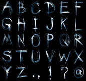 алфавит Стоковое Фото