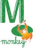 алфавит m Стоковые Изображения
