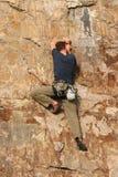 альпинист 3 Стоковая Фотография