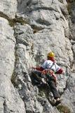 альпинист Стоковое Фото