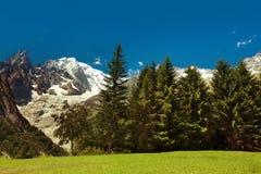 Альп Стоковое Изображение RF