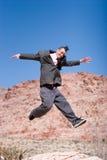 альтернативный бизнесмен Стоковое фото RF