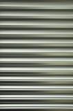 Алюминиевое жалюзи Стоковое фото RF