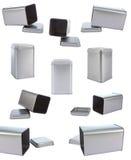 алюминиевое собрание коробки Стоковая Фотография RF