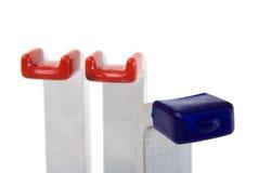 алюминиевые кронштейны Стоковое фото RF