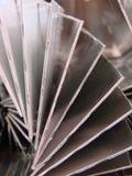 алюминиевые части Стоковое Изображение