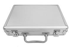 алюминиевый портфель стоковые изображения