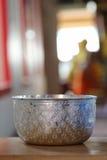 Алюминиевый шар Стоковые Изображения