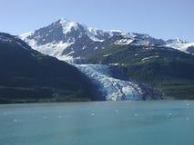 аляскский ледник Стоковые Фотографии RF