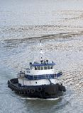 аляскский tugboat Стоковая Фотография