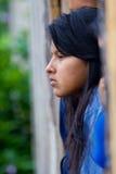 Амазонская Quechua женщина Стоковое Изображение