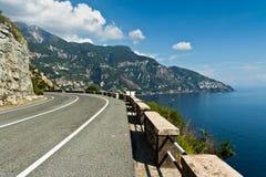 Амальфи-побережье, Италия Стоковая Фотография RF