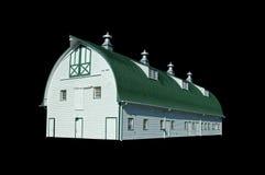амбар изолировал сбор винограда Стоковые Фотографии RF