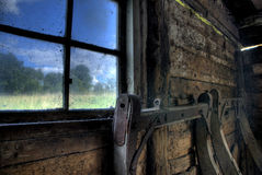 амбар старый Стоковое фото RF