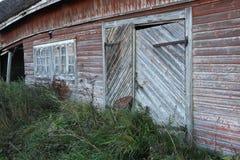 амбар старый Стоковая Фотография RF
