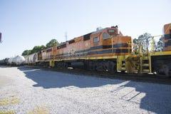 Американец железнодорожные локомотивные США Стоковые Фотографии RF