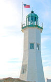 Американская башня маяка Стоковые Фото