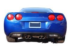 американская гонка автомобиля Стоковое Изображение