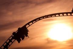 Американская горка Стоковая Фотография RF