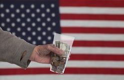 Американская готическая серия Стоковое Изображение