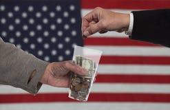 Американская готическая серия Стоковые Изображения RF