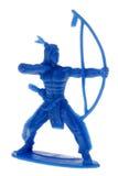 американская игрушка уроженца человека Стоковая Фотография RF