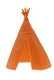 американская индийская родная игрушка Стоковые Фотографии RF