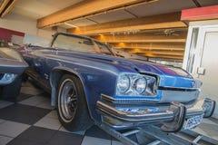 американская классика автомобиля Стоковые Изображения