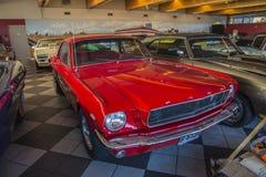 американская классика автомобиля Стоковое Фото