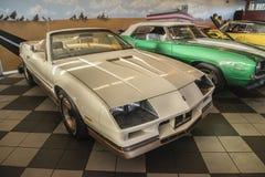 американская классика автомобиля Стоковые Фото
