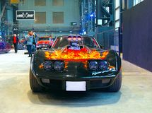 американская мышца автомобиля Стоковые Фотографии RF