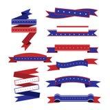 американская независимость дня Стоковое Изображение