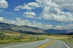 американская дорога Стоковое фото RF