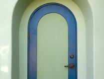 американская сдобренная дверь southwest Стоковая Фотография RF