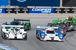 американская серия Le Mans Монтерей Стоковая Фотография RF