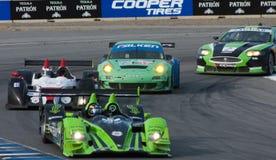 американская серия Le Mans Монтерей Стоковое Изображение