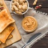 Американская традиционная концепция закуски стоковое изображение rf