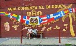 Американские латиноамериканцы Стоковая Фотография