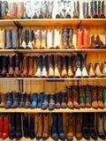 Американские ботинки стоковые изображения rf